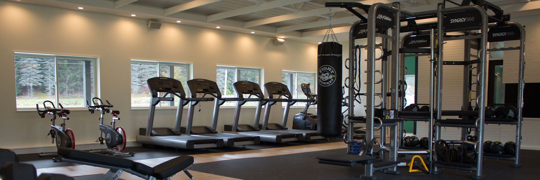 fitness gym ellicottville